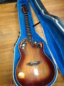 Ovation 1985 collectors edition MADE IN USA