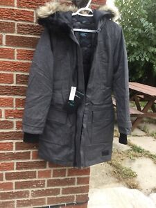 Small brand new with tag GOLDEN BY TNA BANCROFT PARKA