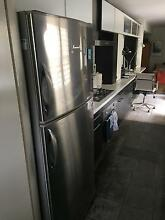 Baumatic Fridge 620L approx. stainless steel (inner west) Balmain Leichhardt Area Preview