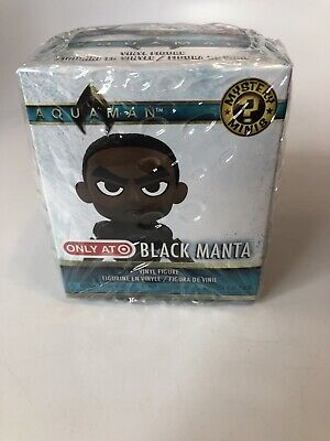 Funko DC Aquaman Mystery Minis Black Manta Vinyl Figure Target Exclusive New