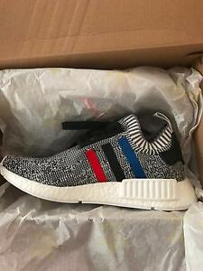 NMD Primeknit Tricolour US size 7 Liverpool Liverpool Area Preview