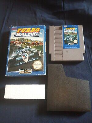 Jeux vidéo nintendo NES TURBO RACING FRA