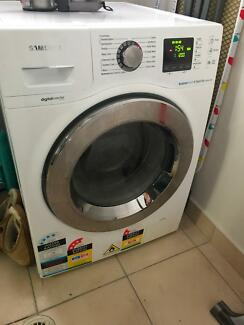 Combo washing machine dryer