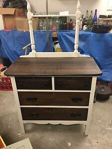 Antique washstand/dresser