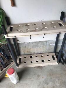 Hockey stick rack for sale
