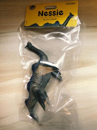 Kaiyodo Nessie vinyl figure monster cryptozoology