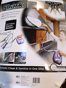 Shark steam  cleaner Sylvania Sutherland Area Preview