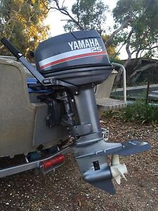 Yamaha 25hp outboard Williamstown Barossa Area Preview