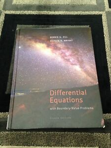 Differential Equations textbook