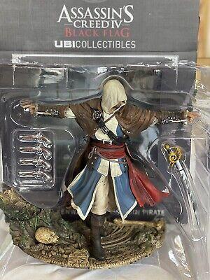 Assassins Creed Black Flag Edward Kenway Pirate Figur Statur