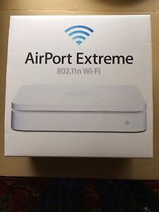 AirPort Extreme Router by Apple