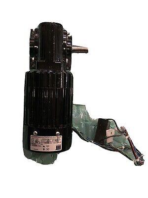 New 34r6bfci-5f Bodine Electric Gear Motor Right Angle 19hp 115v 14017tb