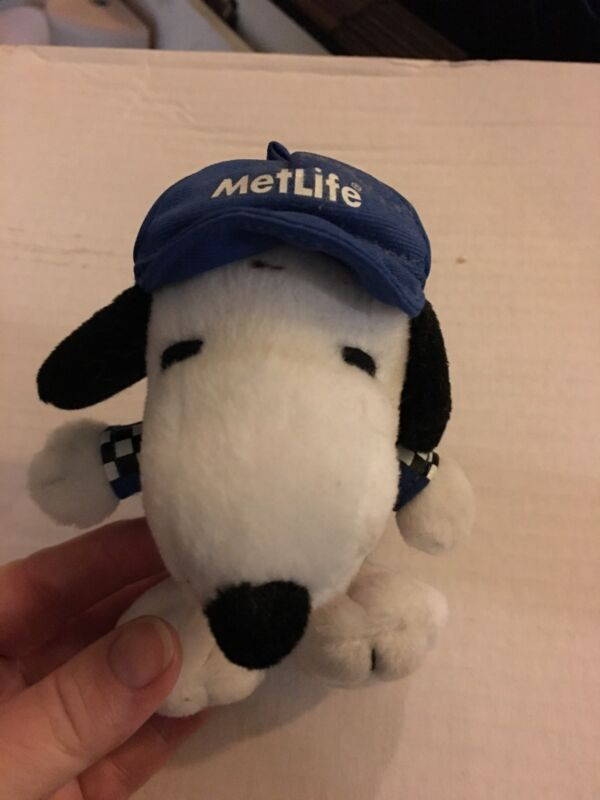 Met Life Snoopy Plush