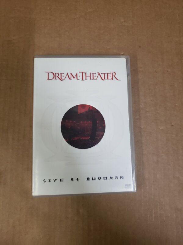 DREAM THEATER - LIVE AT BUDOKAN CONCERT (DVD Set, 2004)