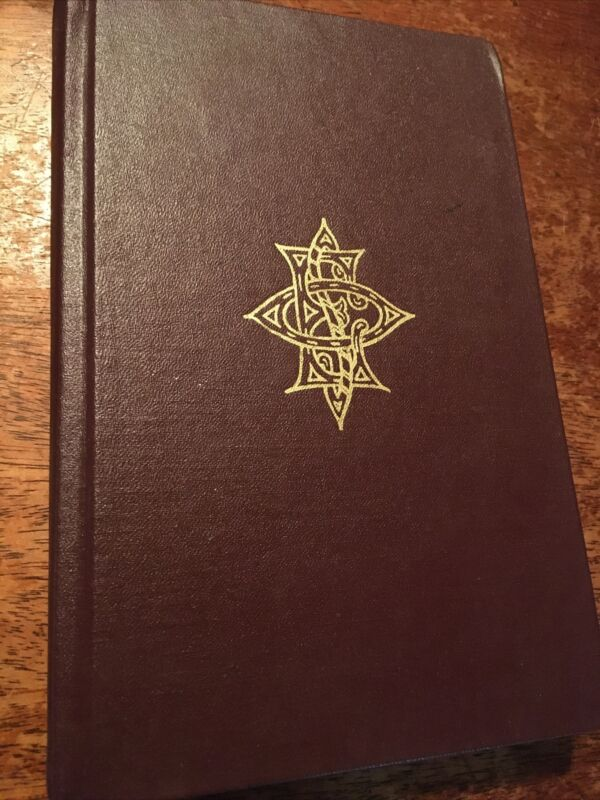 Ritual Of The Order Of The Eastern Star 1998 General Grand Chapter Book HC OES