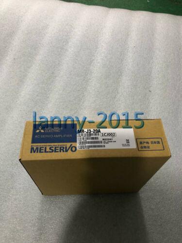 1pc New Mitsubishi Servo Drive Mr-j3-20a