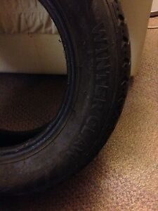 2x 174 R14 winter tires 20$ for both Gatineau Ottawa / Gatineau Area image 2
