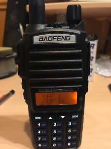 Baofeng UV-82 Programmed for Marine and Walkie Talkie