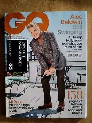 Baldwin Magazin (GQ British Magazine Alec Baldwin )