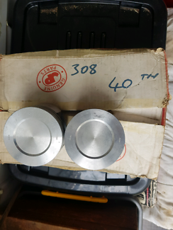 Holden 308 JP pistons and rings 40thou over