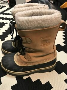 Botte sorel caribou jr