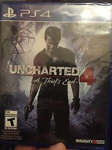 Uncharthed 4 PS4