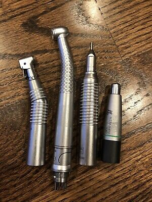 Dental Handpiece Lot- Various
