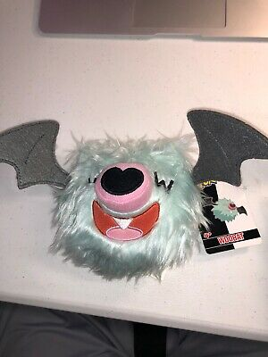 Nintendo Jakks Pacific Pokemon Woobat Plush 2011