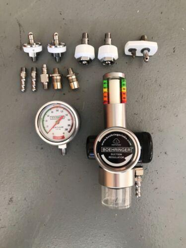 Boehringer Suction Regulator kit 3804
