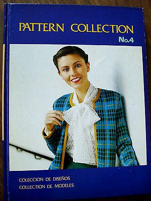 1977 Vintage Pattern Collection Japan Book #4