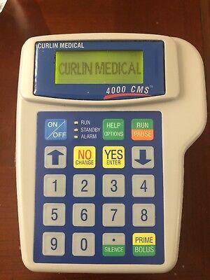 Curlin Medical 4000 Cms Iv Infusion Pump