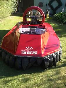 Hovercraft 265 Irymple Mildura City Preview