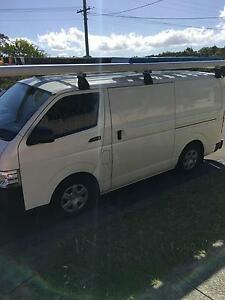 TOYOTA HIACE TURBO DIESEL** 2014 MODEL Merrylands Parramatta Area Preview