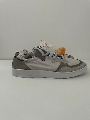 Adidas x Bed J.W. Ford Supercourt Sneakers Men's Size 12 Dash Grey (FV2534)