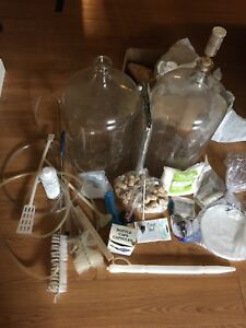 Beer and Wine Making Supplies