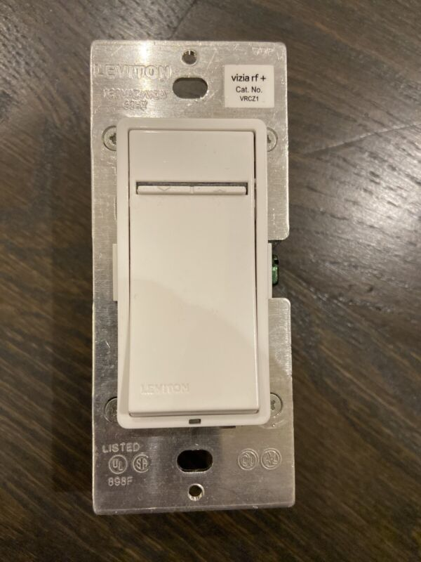 Leviton Vizia RF+ Dimming Zone Controller or Matching Dimmer Remote No LOAD