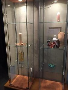 Glass Display Cabinets Miranda Sutherland Area Preview