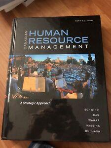 Sheridan human resource textbook