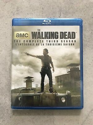 The Walking Dead: Season 3 (Blu-ray) for sale  Canada