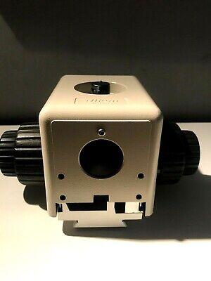 Nikon Microscope Smz-u Focusing Mount