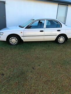 1999 Toyota Corolla CSi Auto Maclean Clarence Valley Preview