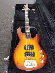 2014 G&L USA L2000 Bass Guitar Immaculate! (Sell or  Swap/Trade) Maryborough Fraser Coast Preview
