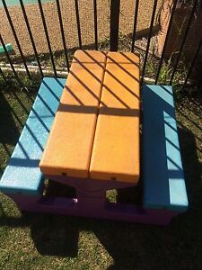Kids table and chair $10 Cabramatta West Fairfield Area Preview