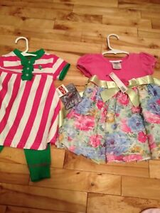 Girls clothing baby girl