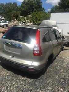 2008 Honda CRV, CRV RE4 4x4 WRECKING FOR PARTS Yeerongpilly Brisbane South West Preview