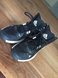 Women's adidas basketball sneakers