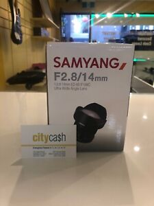 Samyang F2.8/14mm Ultra Wide Lens Adelaide CBD Adelaide City Preview