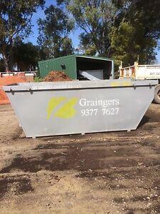 Graingers landscape supplies and skip bin hire Bassendean Bassendean Area Preview
