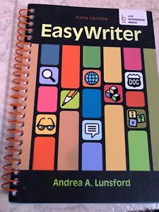 Easy writer 5th edition