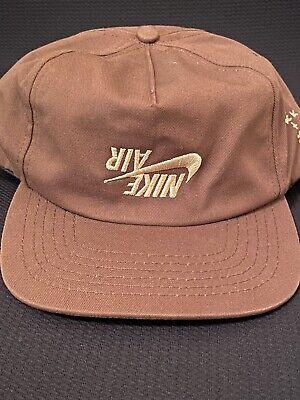 Travis Scott Cactus Jack Jordan Highest In The Room Nike Air Brown Hat Snapback